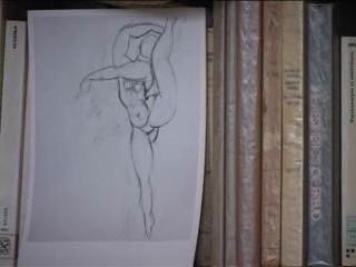 Comment dessiner une danseuse youtube - Dessin d une danseuse ...