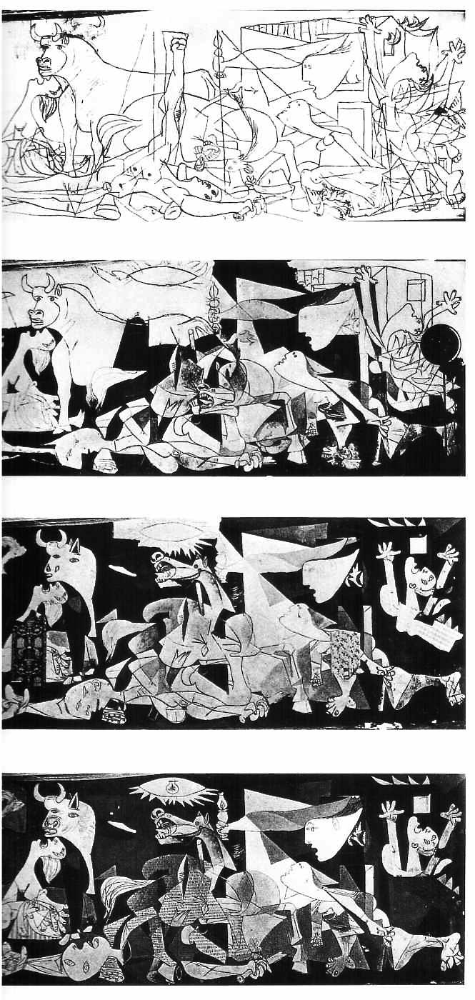 Picasso qui ne triche pas est vivant jusque dans la mort for Piscine pronunciation