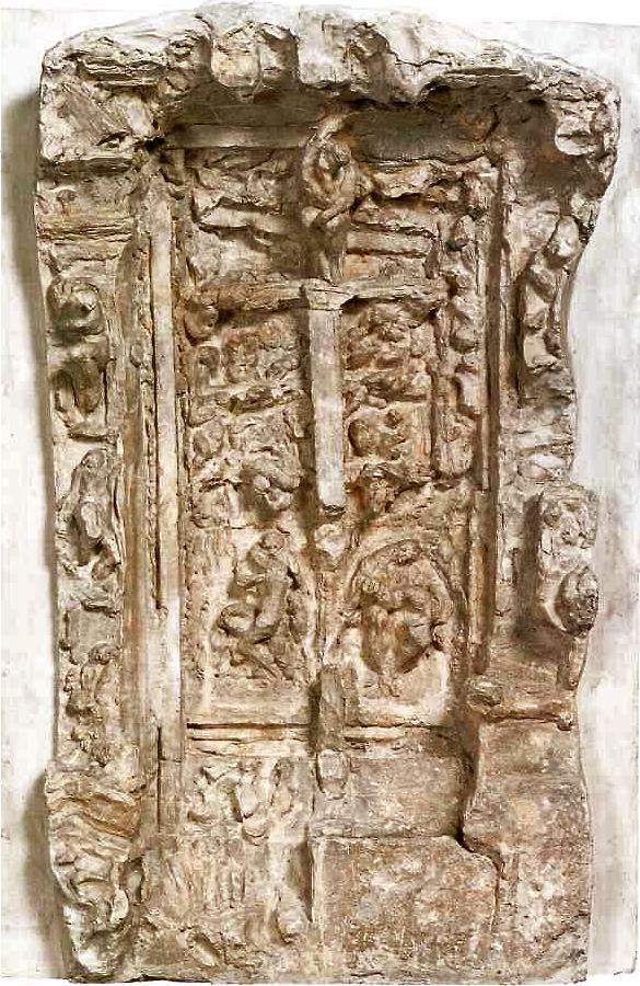 La porte de l 39 enfer d 39 auguste rodin philippe sollers pileface - La porte de l enfer rodin ...