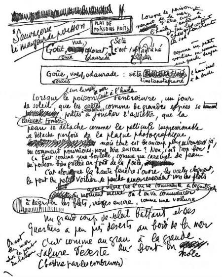 francis ponge resume